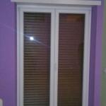 finestra in alluminio t.t