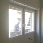 finestra in alluminio-legno